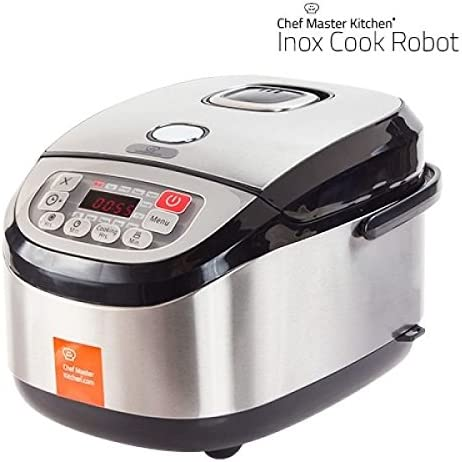 CEXPRESS - Robot de Cocina INOX Cook: Amazon.es