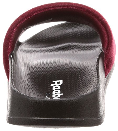 Y Piscina coll Slide 000 Adulto white Unisex Burgundy Playa Multicolor Zapatos Red black Reebok Classic cranbery De v nYvX51q
