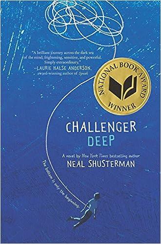 Book Challenger Deep