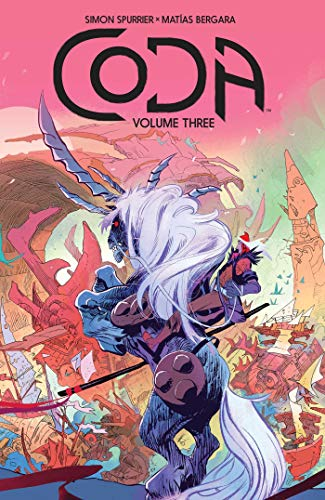 Coda Vol. 3 (3) from BOOM! Studios