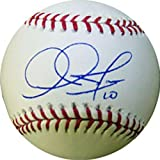 Adam Jones Autographed Signed Baseball - Baltimore Orioles