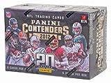 2012 Panini Contenders Football 5-pack Box