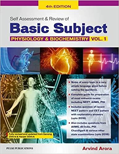 Buy SELf ASSESSMENT AND REVIEW OF BASIC SUBJECTS VOL 1
