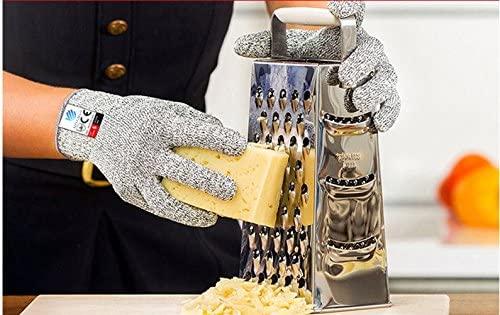 Guantes Resistente al corte - Nivel Alto Rendimiento 5 Protección ...