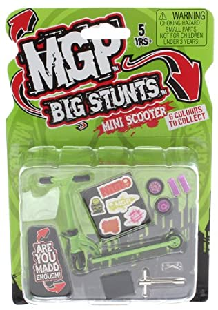 Madd Gear - Patinete para dedos (MGP-Big-Stunts-Finger ...