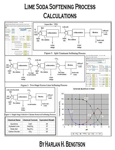 Lime Soda Softening Process Calculations (Magnesium Calcium Dosage)
