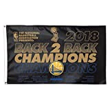 WinCraft Golden State Warriors 2018 NBA Champions Grommet Flag