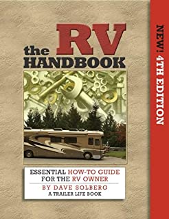 the rv handbook essential how to guide for the rv owner 3rd rh amazon com RV Exhaust Fan Maintenance RV Maintenance Guide