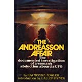 The Andreasson Affair, Raymond E. Fowler, 0130366080