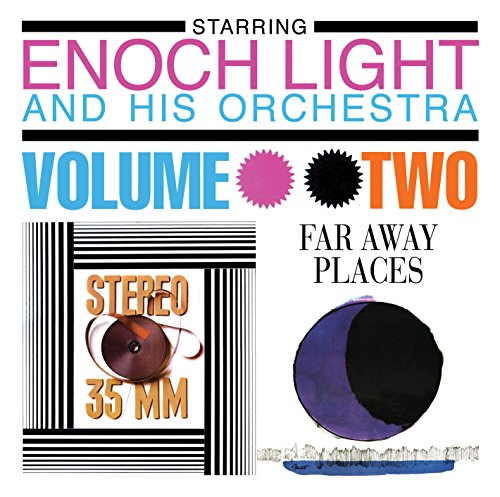Stereo 35 Mm Volume 2 / Far Away Places Volume 2