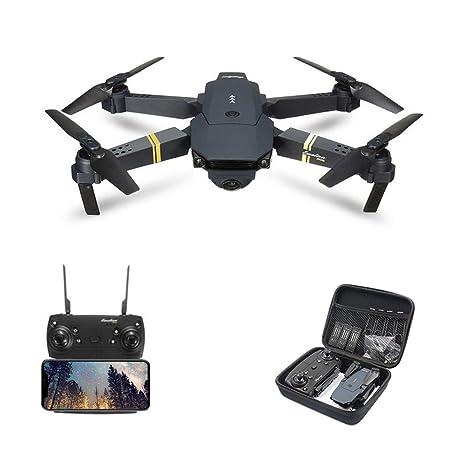 AHangcc E58 Drone con Camara HD 2.0MP 1080P Wide Angel Drone con ...