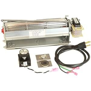 Amazon Com Gfk4 Fireplace Blower Kit For Heatilator