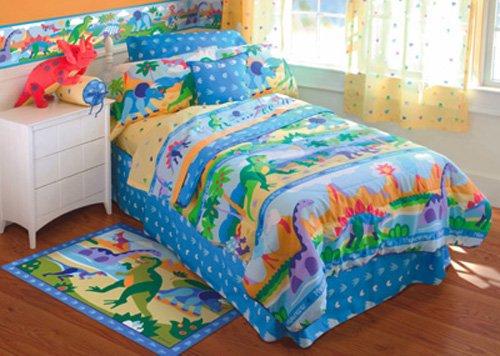 Olive Kids Dinosaurland Twin Comforter by Dan River