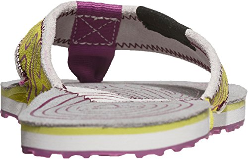 La Sportiva Damen Zehensandalen purple-apple green