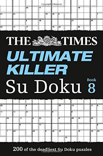 The Times Ultimate Killer Su Doku Book 8