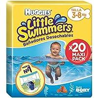 Huggies Little Swimmers Pañal Bañador Desechable Talla 2-3