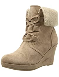 Women's Report, Justise Wedge Ankle Boot