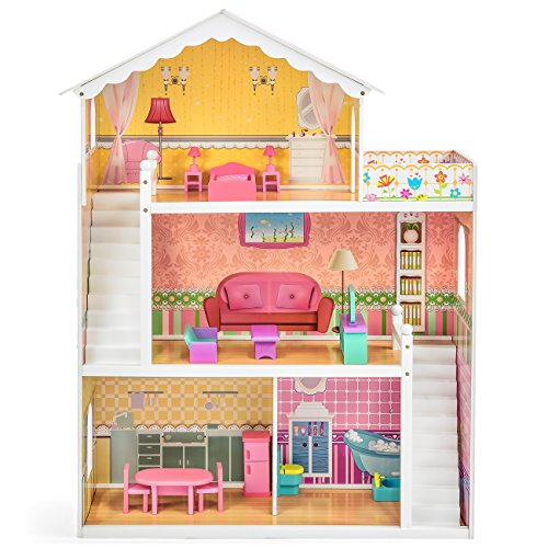 out of a dolls house inot After this the kids wanted to make fairies out of all the bigger barbie type dolls too  the kids have been playing with these and the fairy houses all.