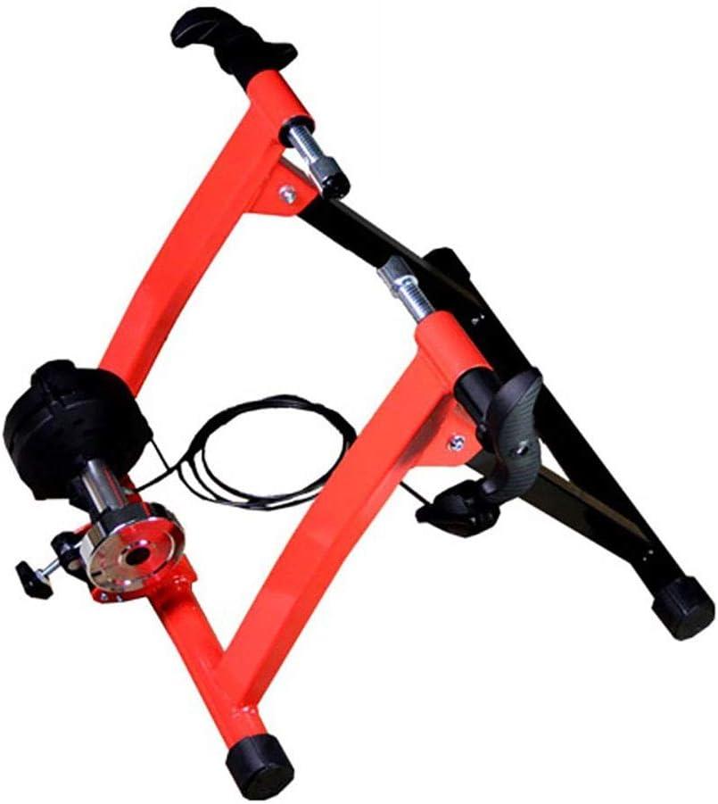 Marco de fitness de plataforma de equitación Con Equipo libre de ruidos Plataforma Línea de Control de bicicletas entrenamiento de ciclismo Tabla cubierta magnética Resistencia Bicicleta de ejercicio