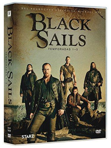 Black Sails - 1 a 3 Temporada -- Spanish Release