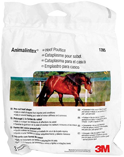 Picture of 3M Animalintex Hoof Pads 1395