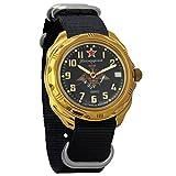 Vostok Komandirskie 2414 219632NB Russian Military Mechanical Watch