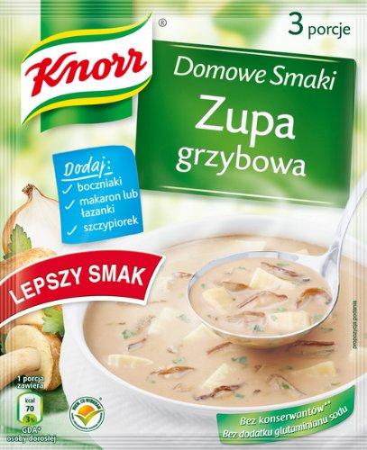 Knorr Mushroom Soup Fix 3-pack 3x50g/3x1.77oz (Knorr Soup Mushroom)