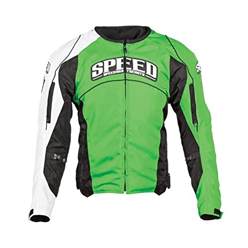 Speed and Strength Top Dead Center Jacket - X-Large/Green