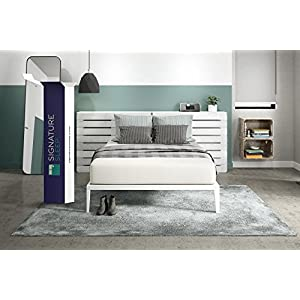 Signature Sleep Memoir 12 Inch Memory Foam Mattress with CertiPUR-US certified foam, Queen