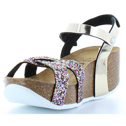 Sandalias de Mujer URBAN SO-16104 MULTICOLOR