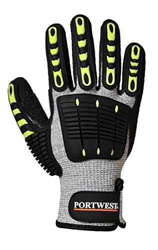 Portwest A722 Anti Impact Cut Resistant Glove, Large by Portwest (Image #2)