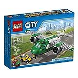 LEGO City Airport 60101 Airport Cargo Plane Building Kit (157 Piece)