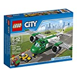 LEGO City-Airport 60101 Airport Cargo Plane Building Kit (157-Piece)