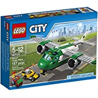LEGO City Airport 60101 Airport Cargo Plane Building Kit...