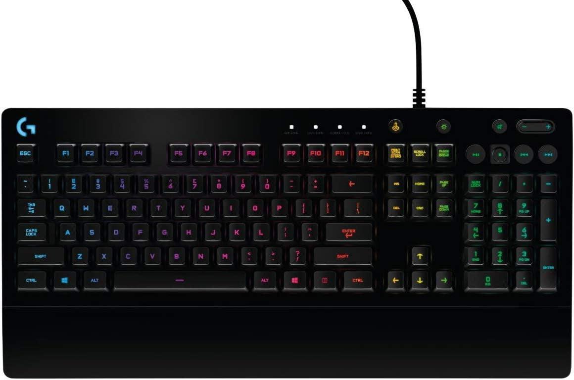 Logitech G213 Prodigyゲーミングキーボード