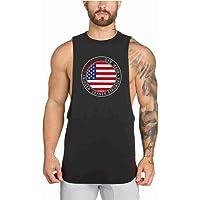 NSBXDWRM Tank Top Hombre,Moda Verano Tank Top T-Shirt