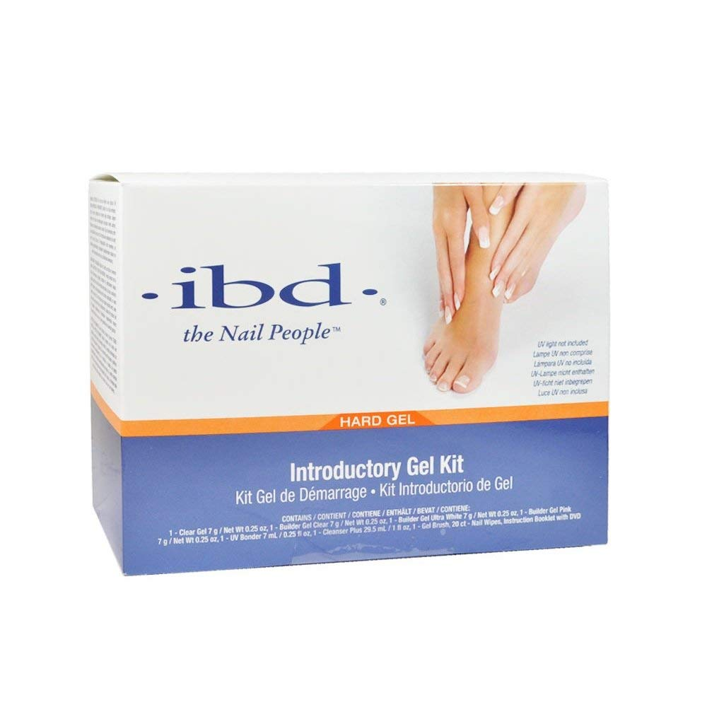 IBD UV Gel Kits, Intro Gel Kit by IBD