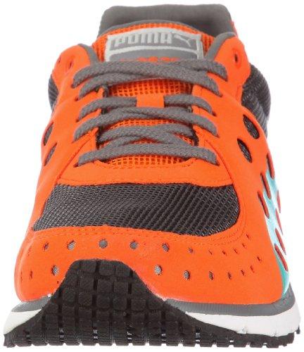 Puma Faas 300 - Zapatillas de running Grau (steel grey-vermillion orange 33) (Grau (steel grey-vermillion orange 33))