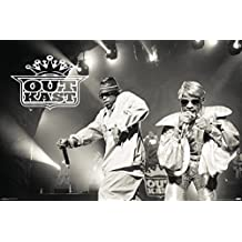Pyramid America Outkast Performing Poster 36x24 inch