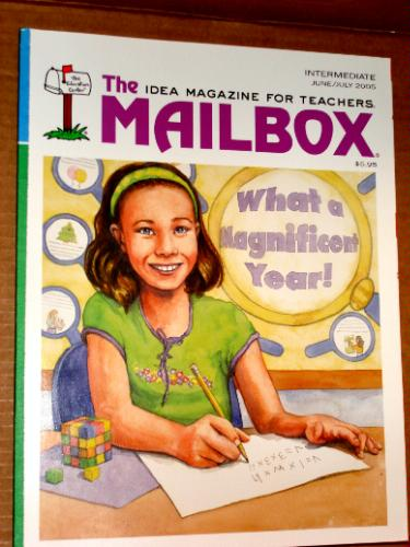 Read Online The Mailbox Intermediate (The Idea Magazine For Teachers) June/July 2005 pdf