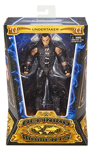 WWE Elite Collector Defining Moments Undertaker Action Figure by WWE