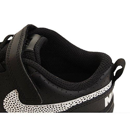 Nike NIKE COURT Borough Low (TDV)–Kinder Sneaker Schwarz