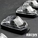 RECON ACCESS 264343CL Black Cab Lights