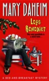 Legs Benedict by Mary Daheim front cover