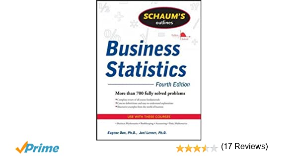 Amazon schaums outline of business statistics fourth amazon schaums outline of business statistics fourth edition 9780071635271 leonard j kazmier books fandeluxe Image collections
