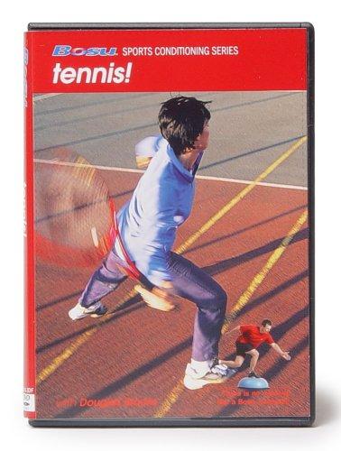 Bosu Sports Conditioning Series Tennis DVD with Douglas Brooks