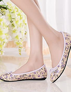 H&F@ Sports H & F @ zapatos mujer – Mocasines – Casual – Ergonómico Y