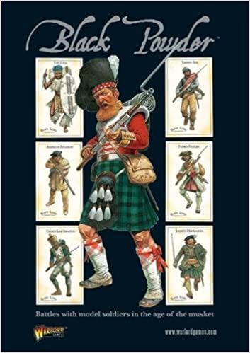 Black Powder Wargame Rulebook - Battles in the Age of the Musket