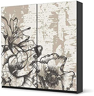 Muebles-pegatinas IKEA brilliant armario 201 cm Altura - puerta ...