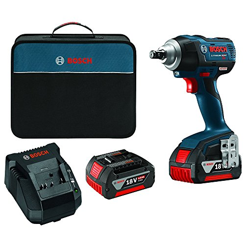 Bosch IWMH182-01 18V Brushless Impact Wrench with 1/2